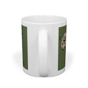 民族風いぬ科マグカップ