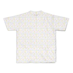 ちびっとマヌルネコTシャツ(マルチカラー)