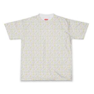 ちびっとマヌルネコTシャツ(イエロー)