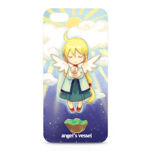 天使のうつわiPhoneケース