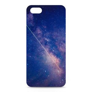 iPhoneケース 天の川と流れ星①