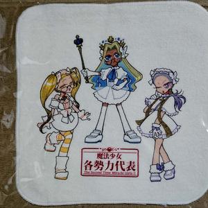 魔法少女各勢力代表たおるハンカチ