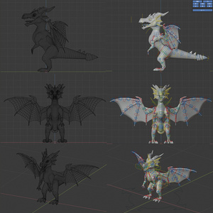ドラゴン / Dragon