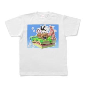 かわいいキャラTシャツ