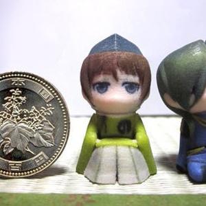 ミニフィギュア「にっかり青江」