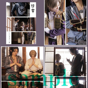 (再販)にほへし風写真集『日常』