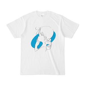 「おもう」ドローイングTシャツ