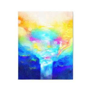 「夢の終点」キャンバスプリント
