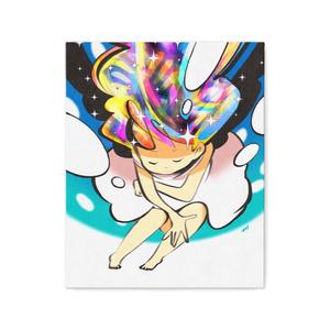 「飛べ」キャンバスプリント