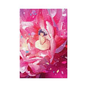 「開花」ジグソーパズル