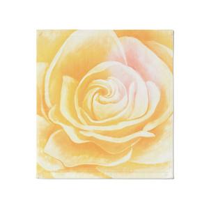 「バラ」のタオル