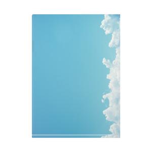 空8 クリアファイル