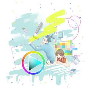 【新刊】ミニイラスト集「TOY BOX+」