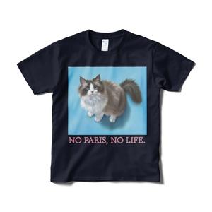 パリスちゃんTシャツ(ネイビー)