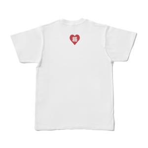 猫絵描きTシャツ