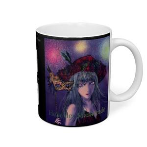 夏の夜の魔女達マグカップ