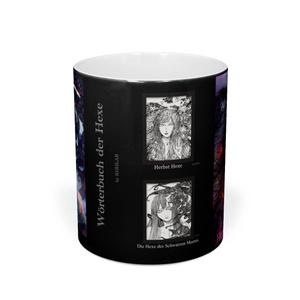 秋の魔女と黒海の魔女 マグカップ