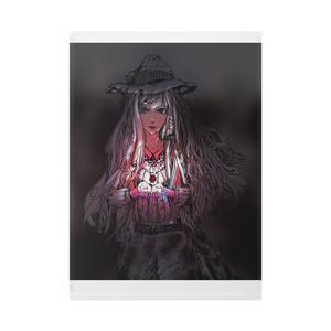 貴石と魔女 スピナ クリアファイル