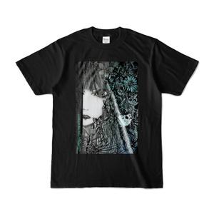 cutface鏡花水月〜真夜中〜 Tシャツ