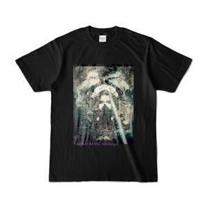 廃城に潜む壁画 Tシャツ