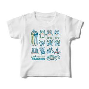 『おいでよ!千葉みなと水族館』キッズTシャツ