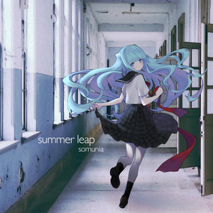 1st single 「summer leap」