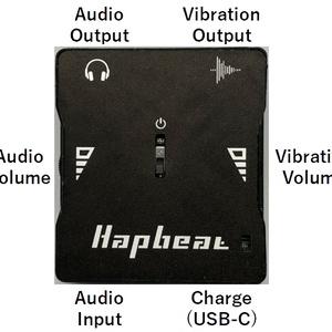 Hapbeat回路ユニットv2