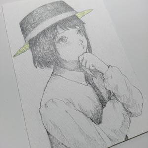 イラスト原画/蓮子