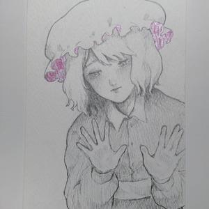イラスト原画/メリー