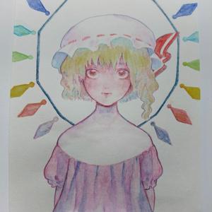イラスト原画/フラン