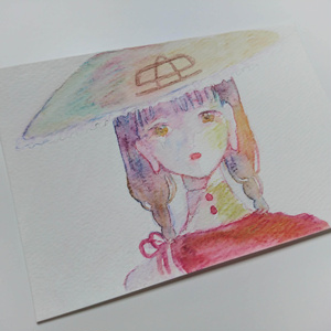 イラスト原画/成美