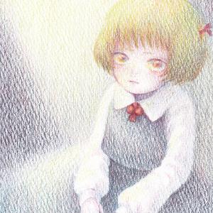 イラスト原画 / ルーミア