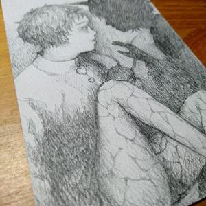 イラスト原画 / さとり