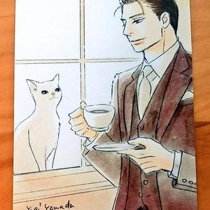 山田ユギ・ポストカードセット(5枚)