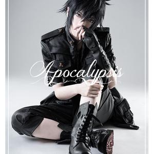 【予約終了】《Apocalypsis 》FFXV写真集2冊セット【特典付き】