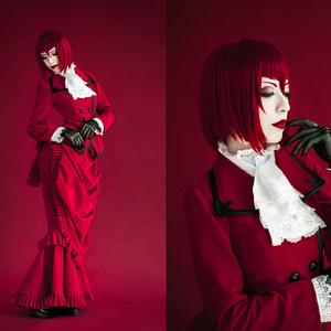 【黒執事写真集】MADAM RED