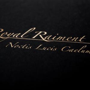 「Royal Raiment」A5 写真セット