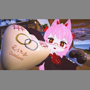 チョコレート・スイート (VRChat想定モデル)