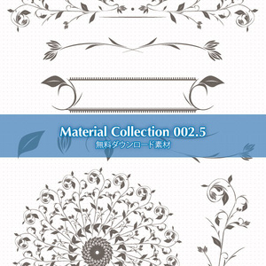 【無料素材集】Material Collection 002.5