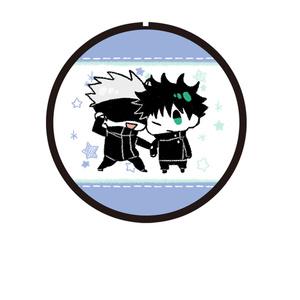 呪術廻戦缶バッジ(h) 伏黒、五条