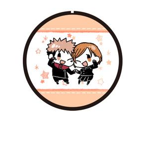 呪術廻戦缶バッジ(c) 虎杖、野薔薇