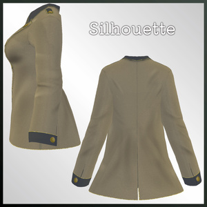 【VRoid用】Military Style Uniforms