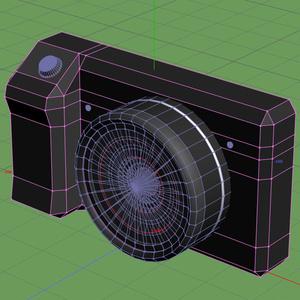 3Dミラーレスカメラ
