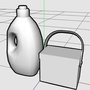 3D洗濯洗剤セット