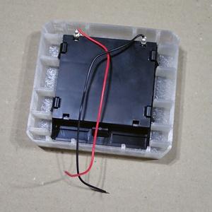 タカチ埋込型電池ボックスLD(LDN)-4シリーズ用 3Dプリント用
