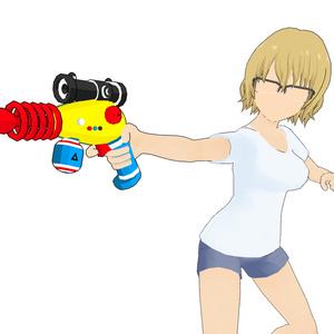 おもちゃの銃01