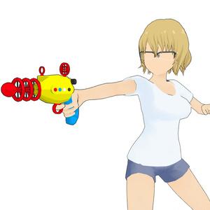 おもちゃの銃02
