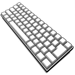 キーボード(テンキーレス)Type-C