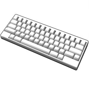 キーボード(テンキーレス)Type-H