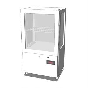 小型冷蔵ショーケース